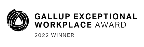 2018 gallup award