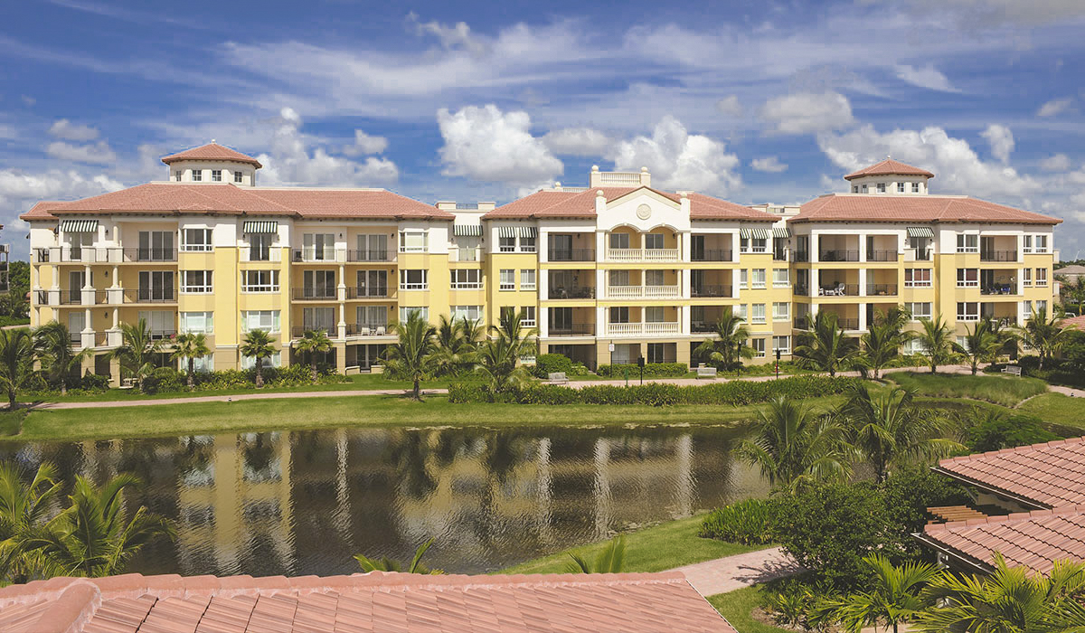 The Palms At Weston Villas